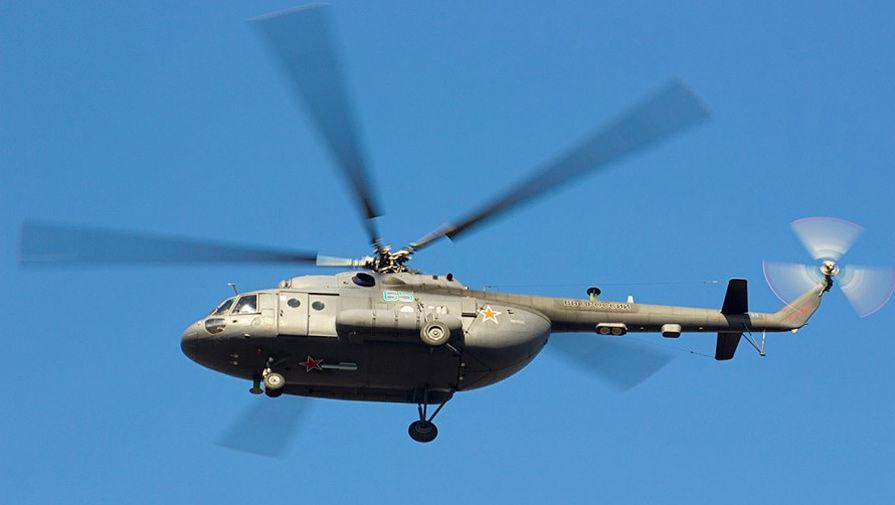 Вертолеты-'глушилки' закроют небо над Дальним Востоком