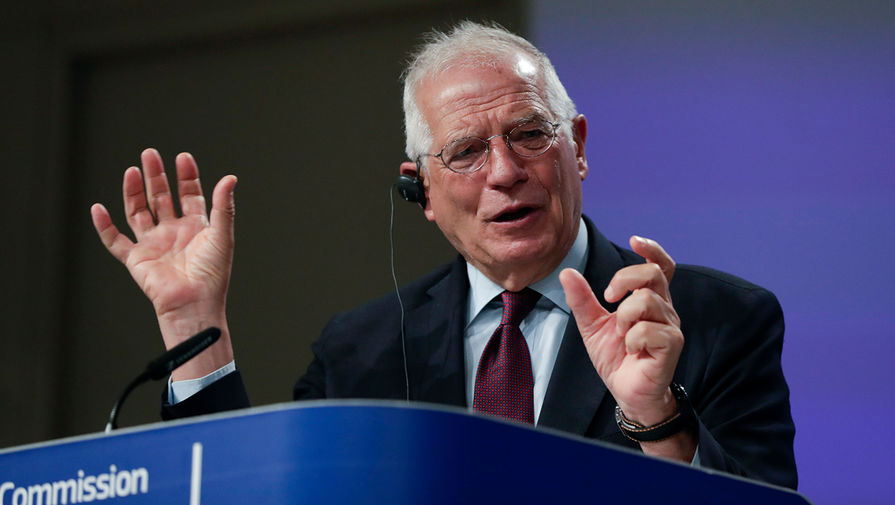 Евросоюз обеспокоен санкциями США против 'Северного потока - 2'