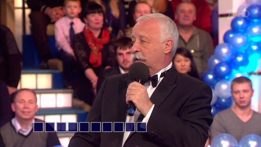 Путин отметил энергичность и талант юбиляра Якубовича