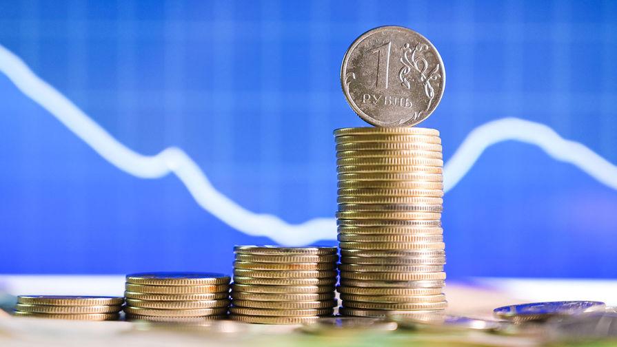 Госдолг России увеличился на 5,4 трлн рублей в 2020 году
