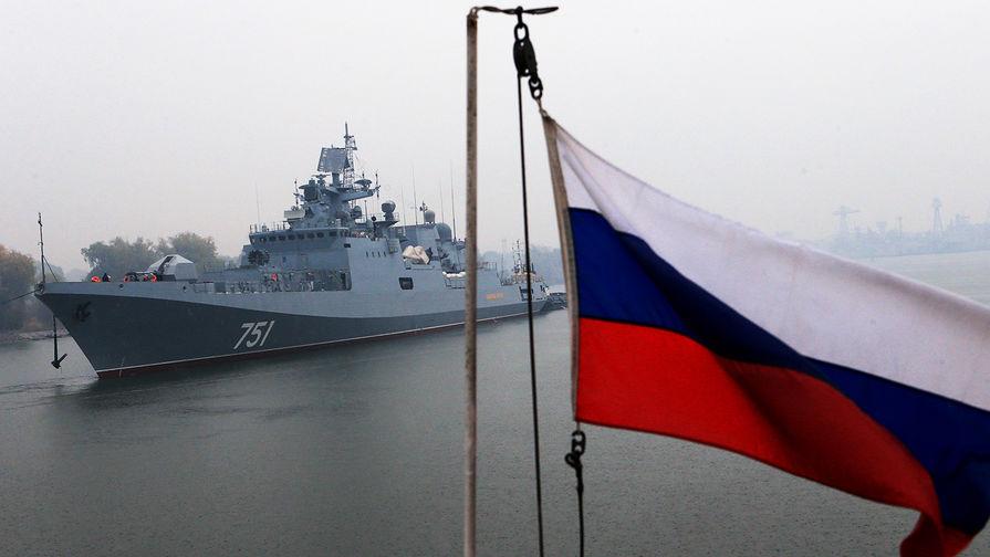 Российский флот закрыл Черное море для ракетных пусков