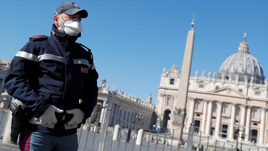 Музеи Ватикана откроются 1 июня