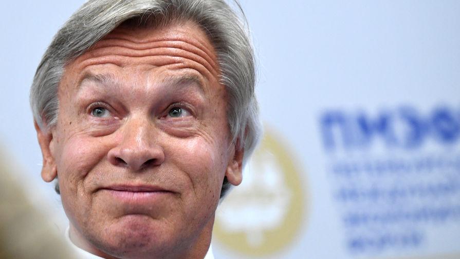 Пушков прокомментировал требование Кравчука отдать Украине $300 млрд