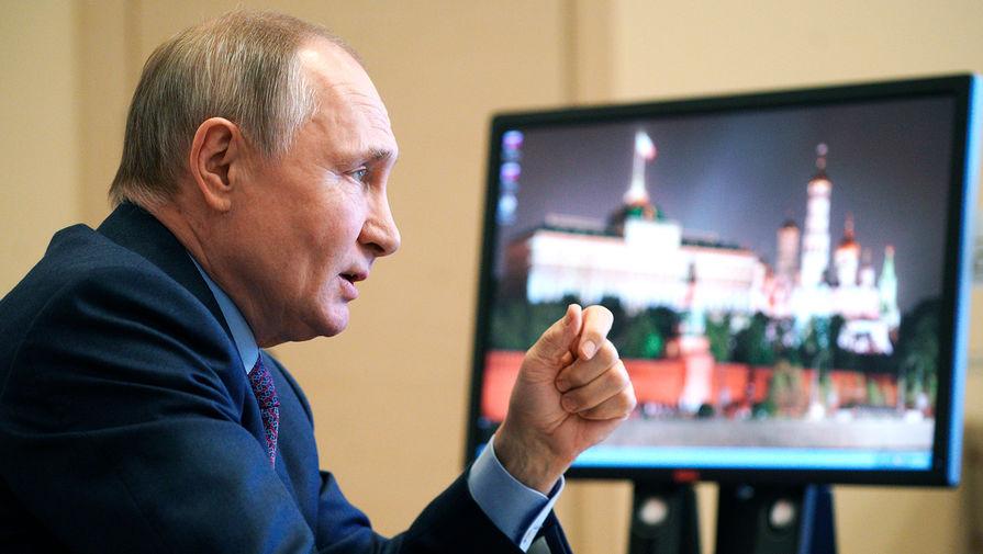 Путин поручил добиться роста доходов населения в 'отстающих' регионах России