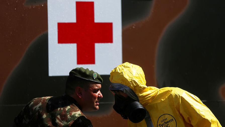ВОЗ: Южная Америка стала новым эпицентром пандемии коронавируса