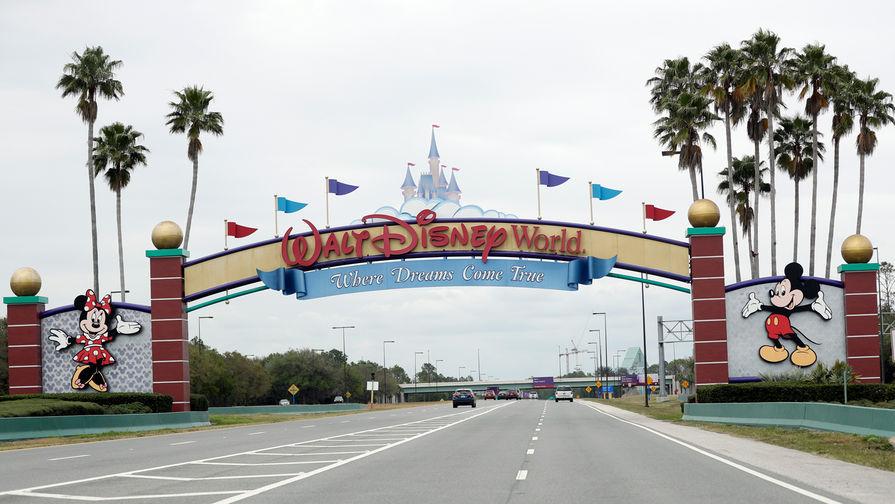 НБА ведет переговоры с Walt Disney о проведении матчей в Орландо