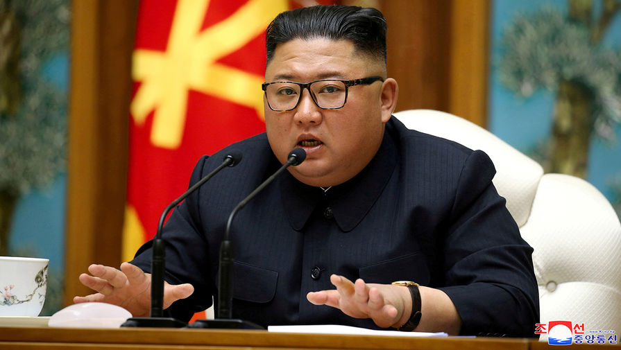 Ким Чен Ын впервые за 3 недели провел встречу по вопросам ядерного сдерживания