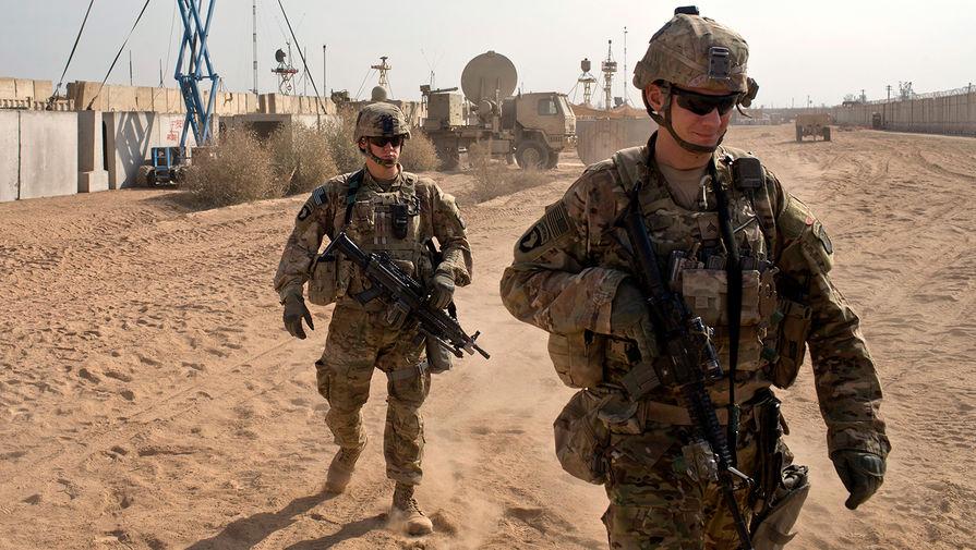 В районе границы Ирака и Кувейта прогремел взрыв