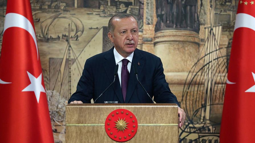 Эрдоган: Турция намерена стать мировым лидером по производству беспилотников