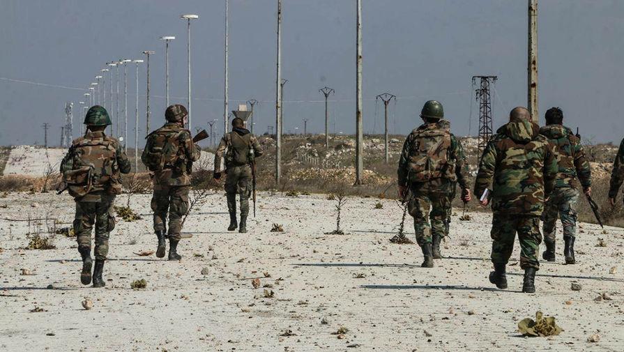Российские военные в Сирии проголосовали по поправкам в Конституцию