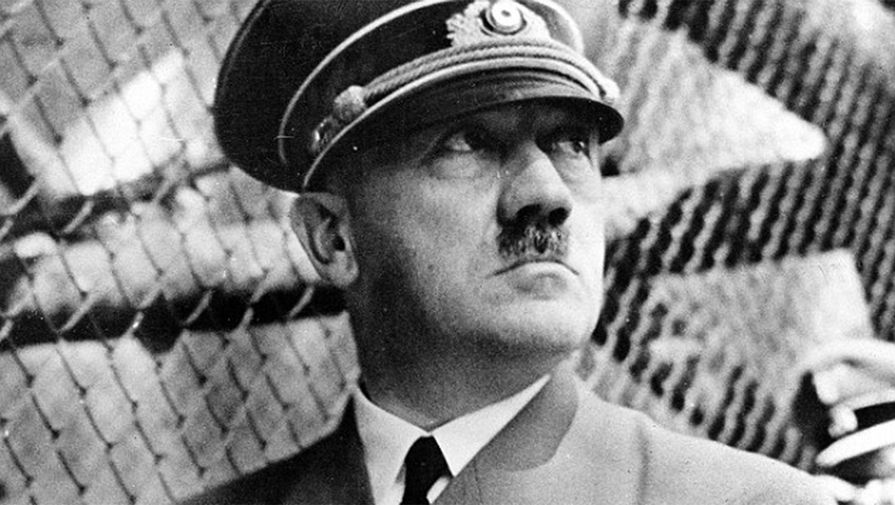 В Тульской области завели дело из-за фото Гитлера на сайте 'Бессмертного полка'