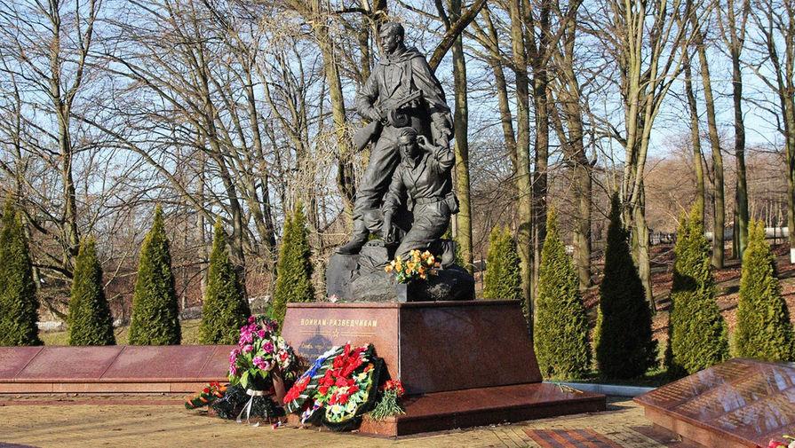 'Би-би-си' обнаружила памятники неизвестно где погибших российских военных