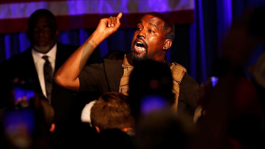 Канье Уэст хочет видеть рэпера Jay-Z вице-президентом США