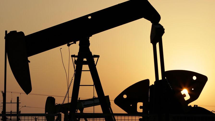 Цена нефти марки Brent опустилась до $34,28 за баррель