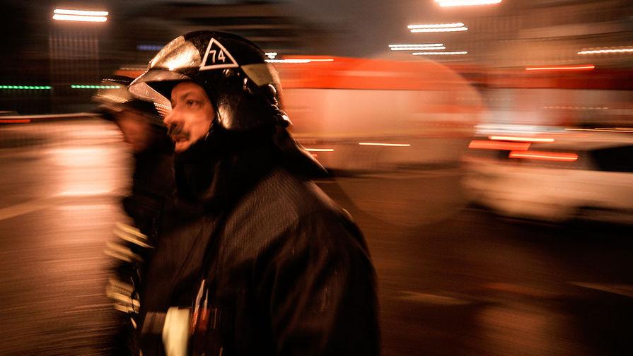 Под Саратовом два человека погибли при пожаре