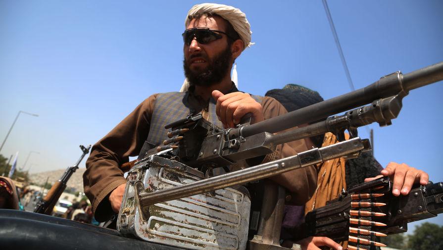 Путин предупредил о возможной экспансии террористических группировок из Афганистана