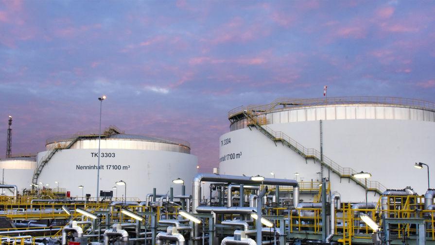Отбор газа из хранилищ Европы приблизился к объемам закачки