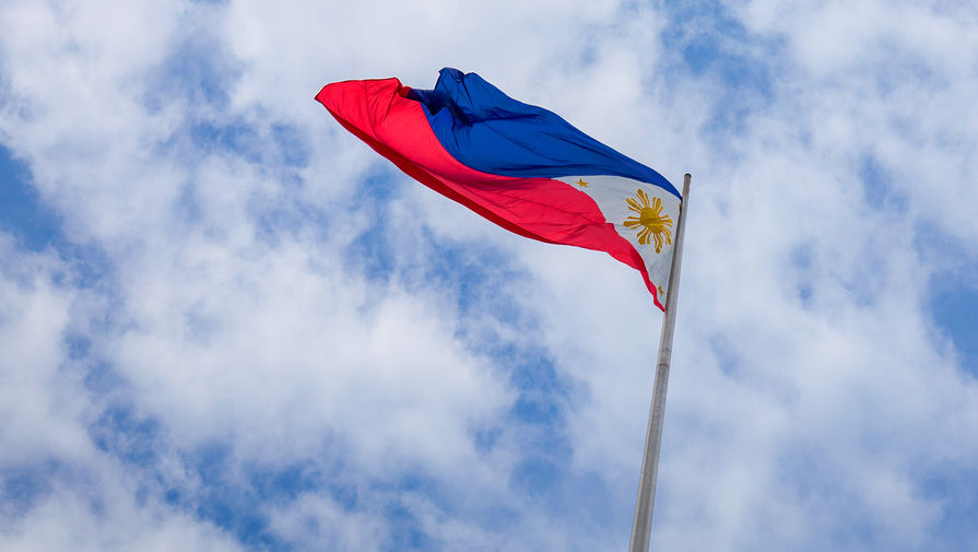 Землетрясение магнитудой 6,4 произошло у берегов Филиппин