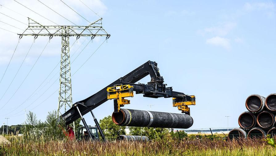 Замминистра энергетики Украины Зеркаль предложила способ 'победить' 'Северный поток - 2'
