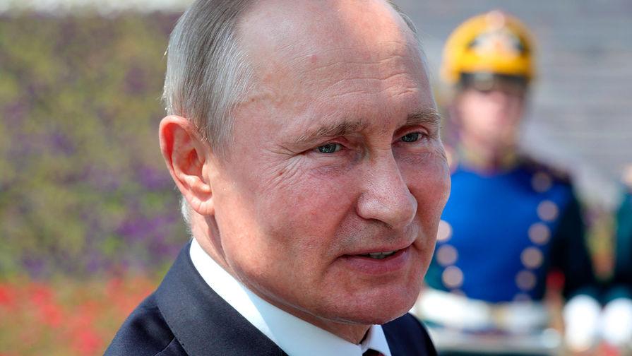 Путин поблагодарил россиян по итогам голосования по поправкам к Конституции