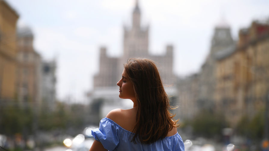 В Москве во вторник ожидается до +24°С