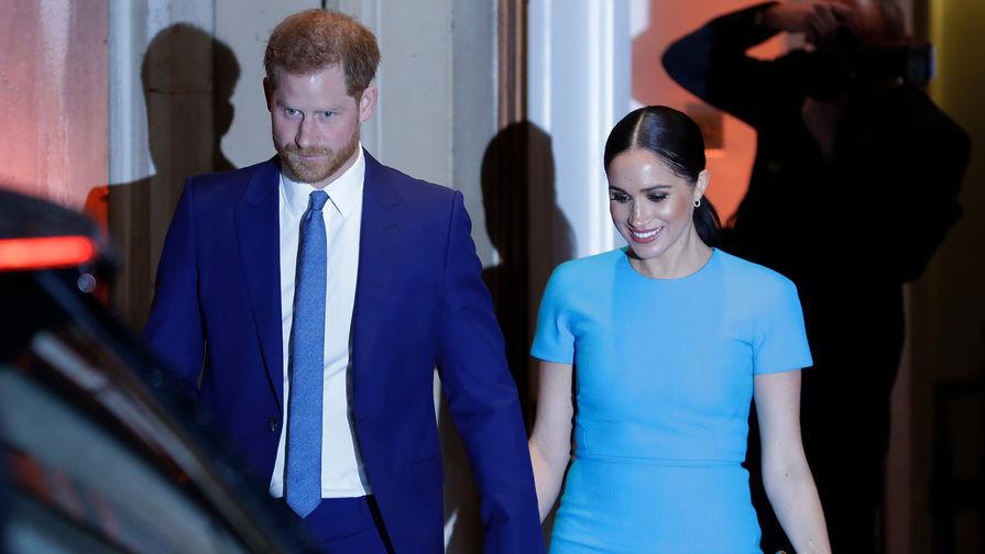 СМИ: принц Гарри получил миллионы от принца Чарльза после разрыва с семьей