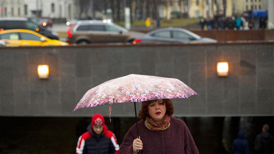В Москве во вторник ожидается до +9°С