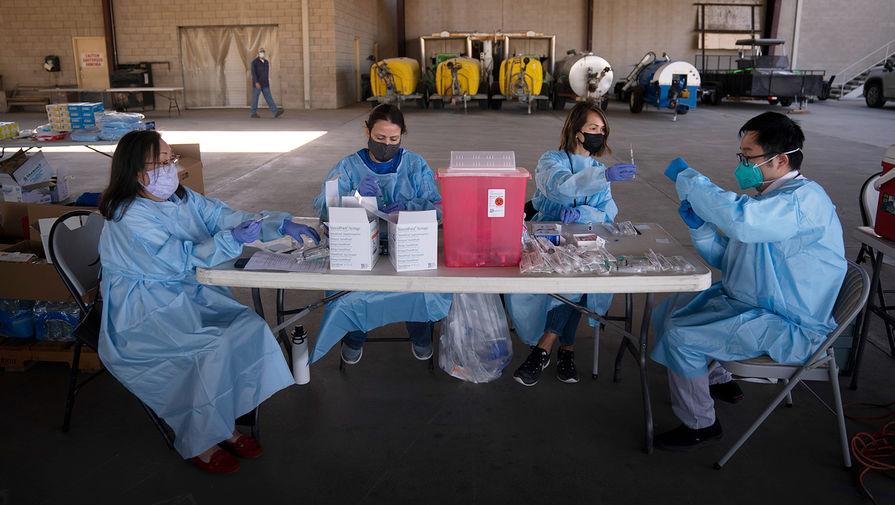 США будут вакцинировать прибывающих из Афганистана граждан