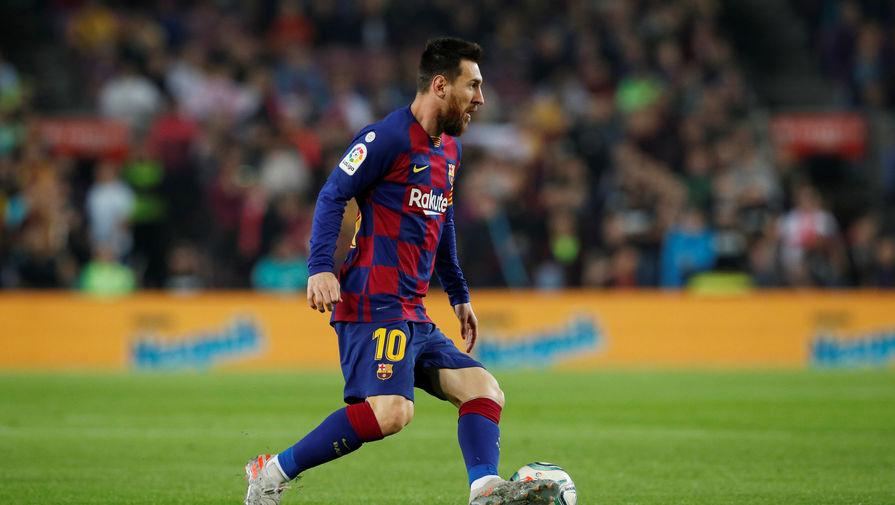 Все тесты футболистов 'Барселоны' на коронавирус оказались отрицательными