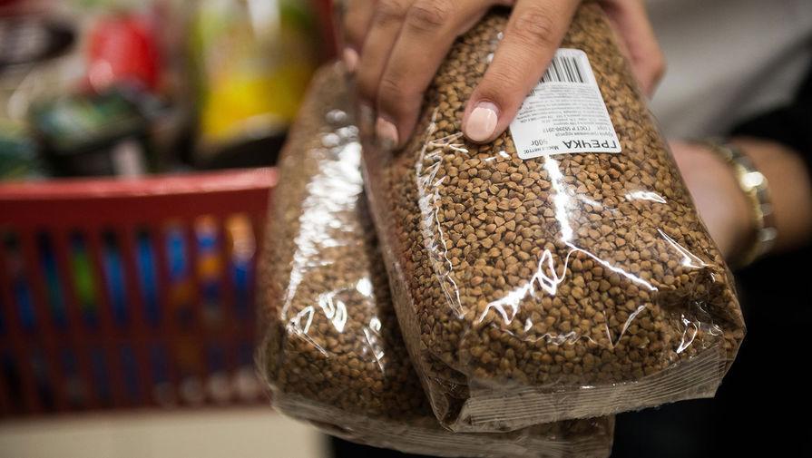 Россия в апреле-мае поставила в Белоруссию около 4 тыс. тонн гречки