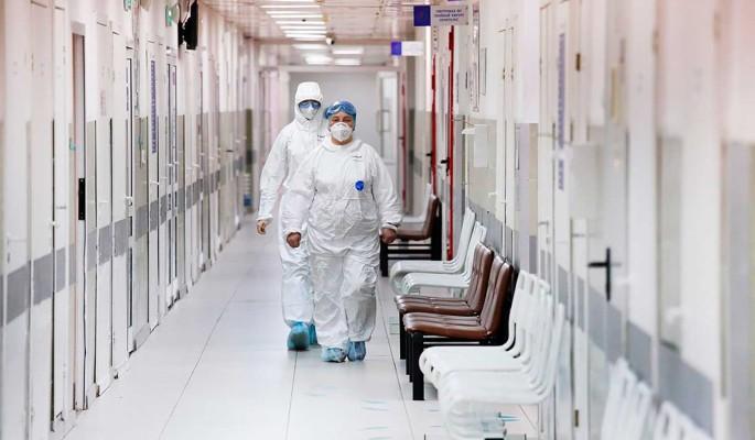 Число заразившихся коронавирусом в России превысило 839 тысяч
