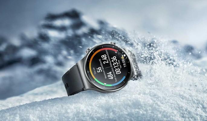 'Дни.ру' раздают подарки: часы HUAWEI WATCH GT 2 Pro Sport