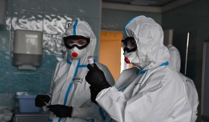 В России за сутки выявили 20 958 новых случаев коронавируса