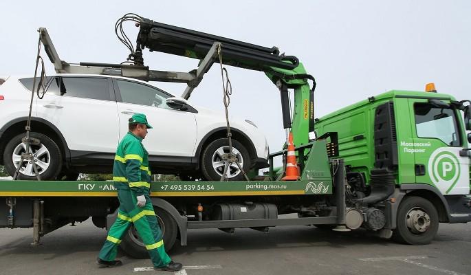 На mos.ru заработал новый сервис для водителей