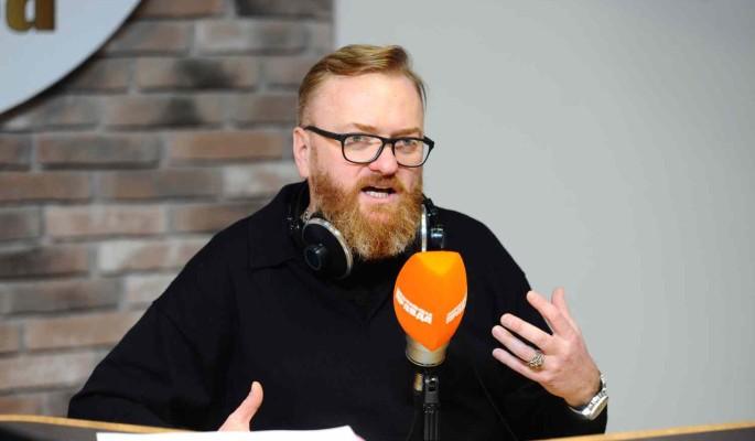 Депутат Милонов: ДНР и ЛНР должны войти в состав России