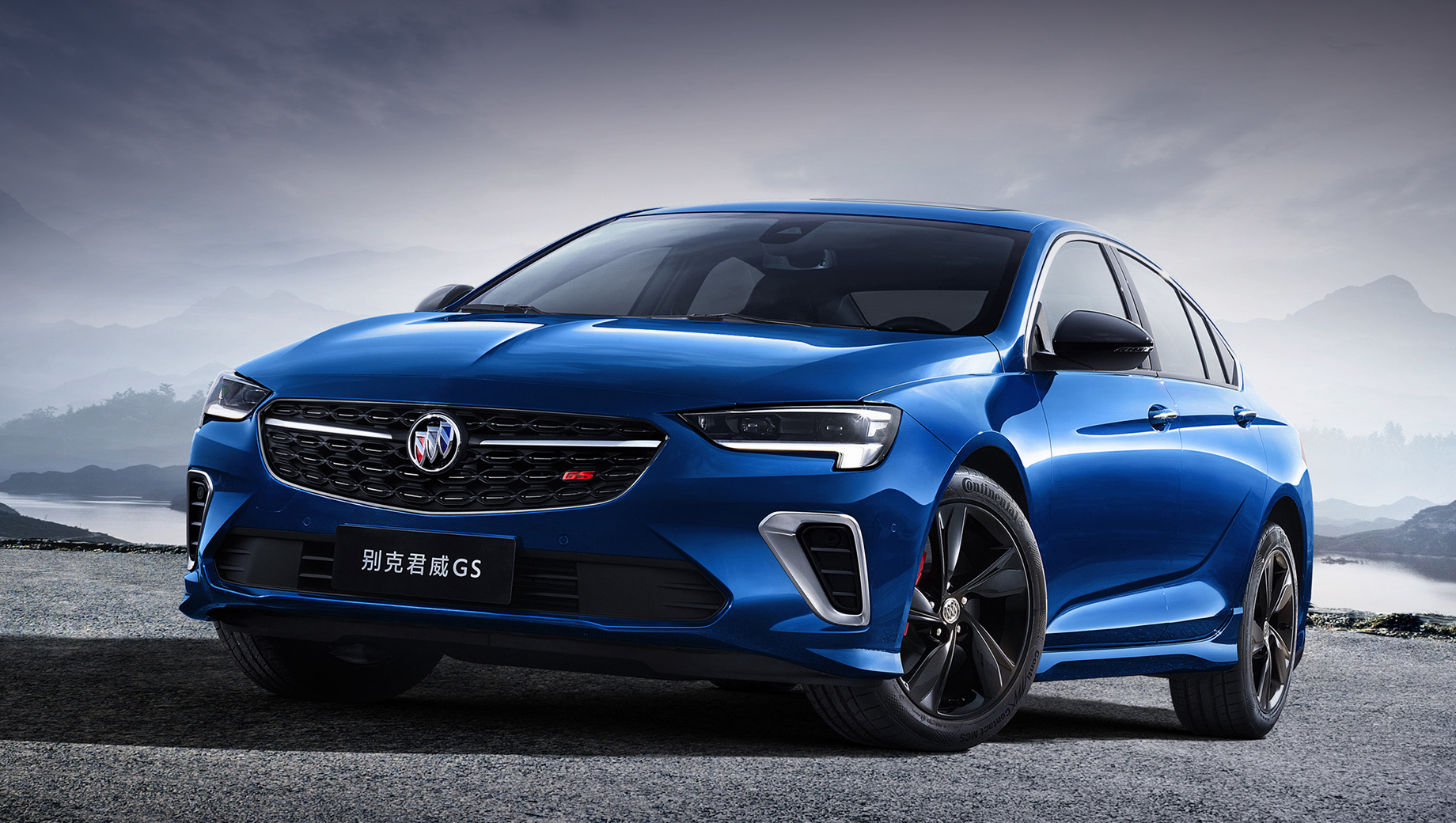После рестайлинга Buick Regal GS не вернётся в Штаты