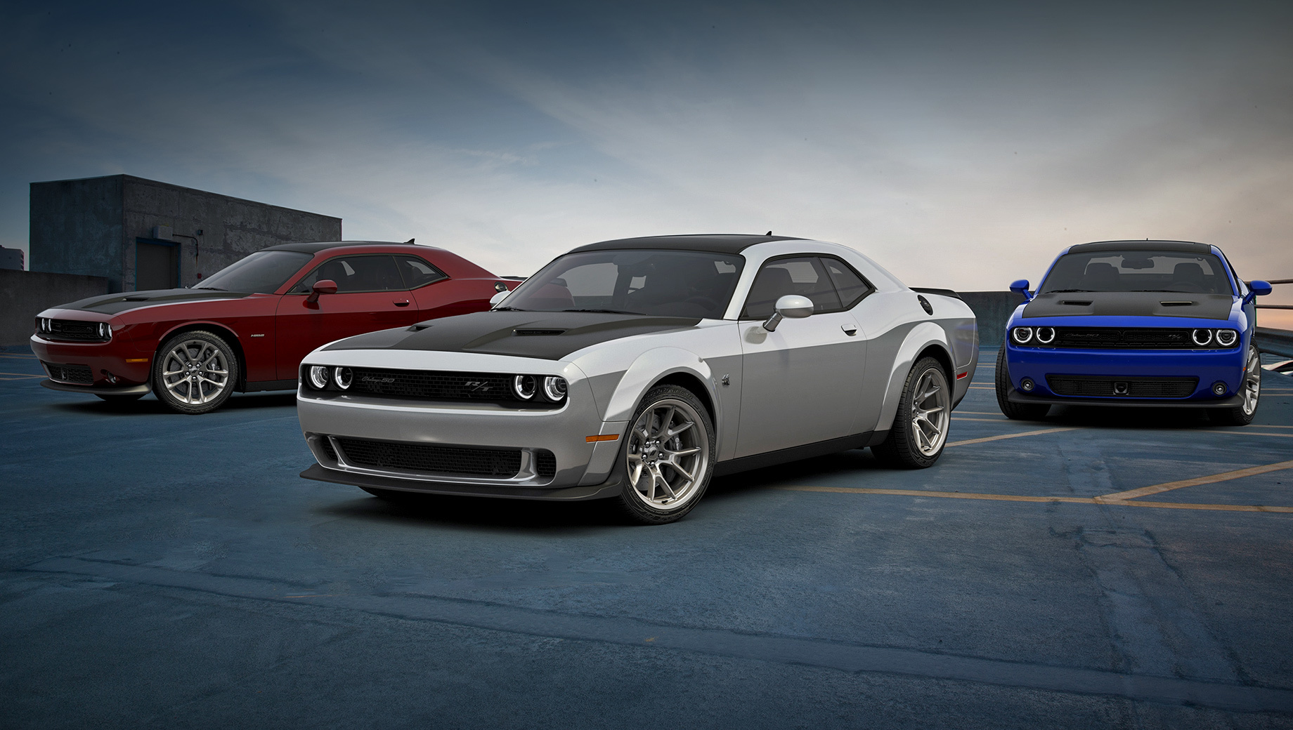 Dodge Challenger 50th Anniversary Commemorative вышел на рынок