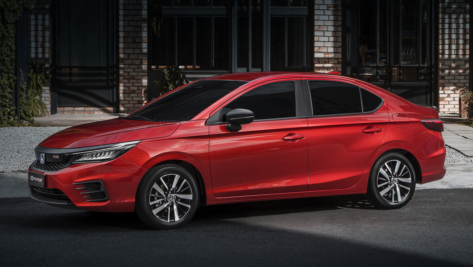 Премьера гибрида Honda City RS пройдёт в Малайзии