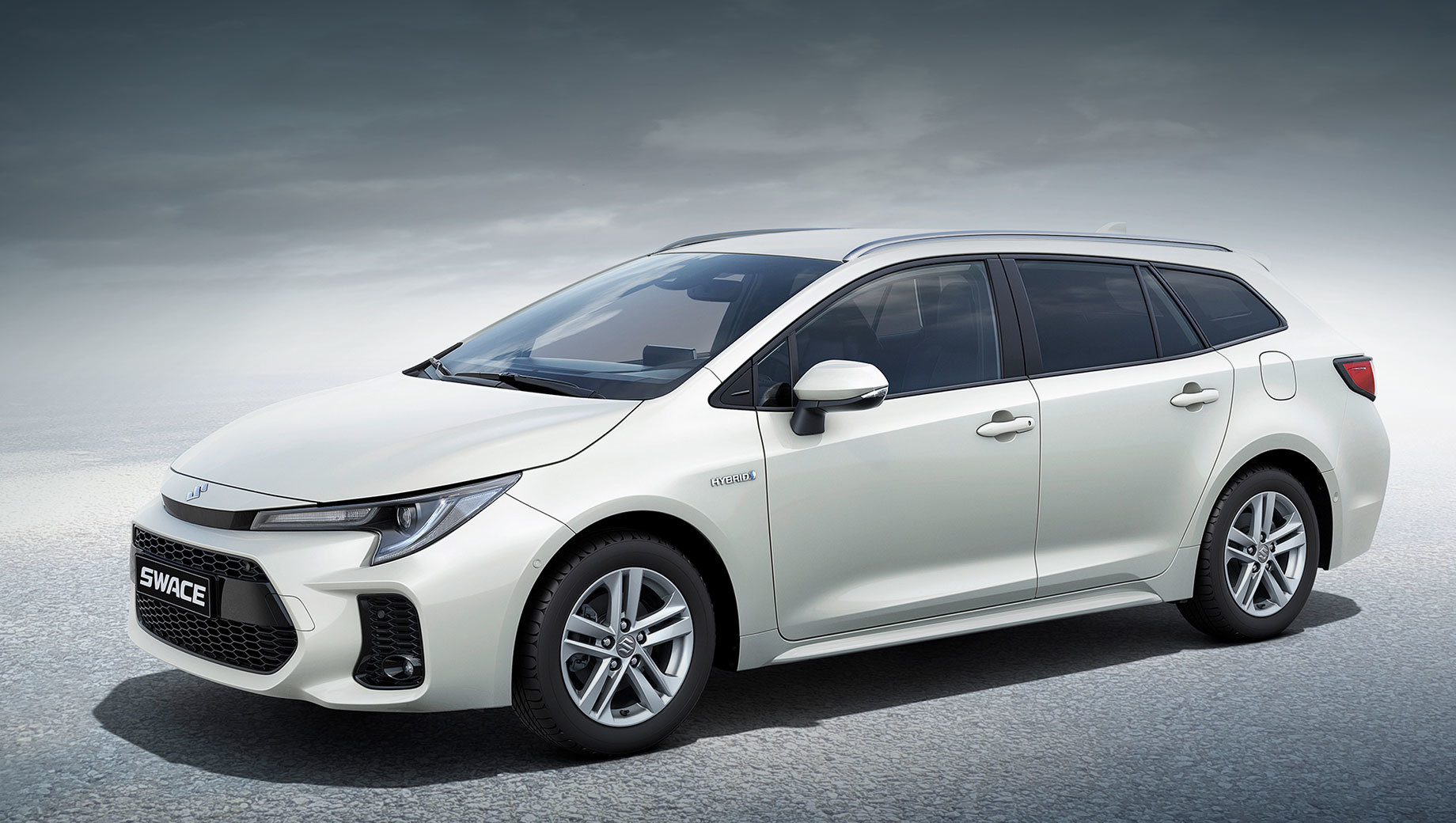 Гибрид Suzuki Swace повторил универсал Toyota Corolla