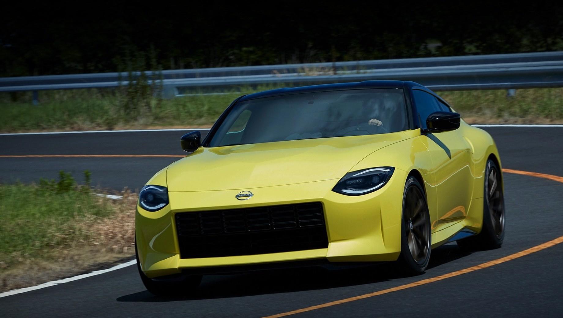 Создатели концепт-кара Nissan Z Proto впали в ностальгию