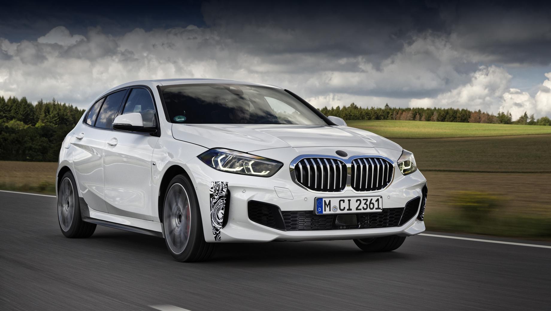 Пятидверка BMW 128ti призвана увлечь молодых водителей