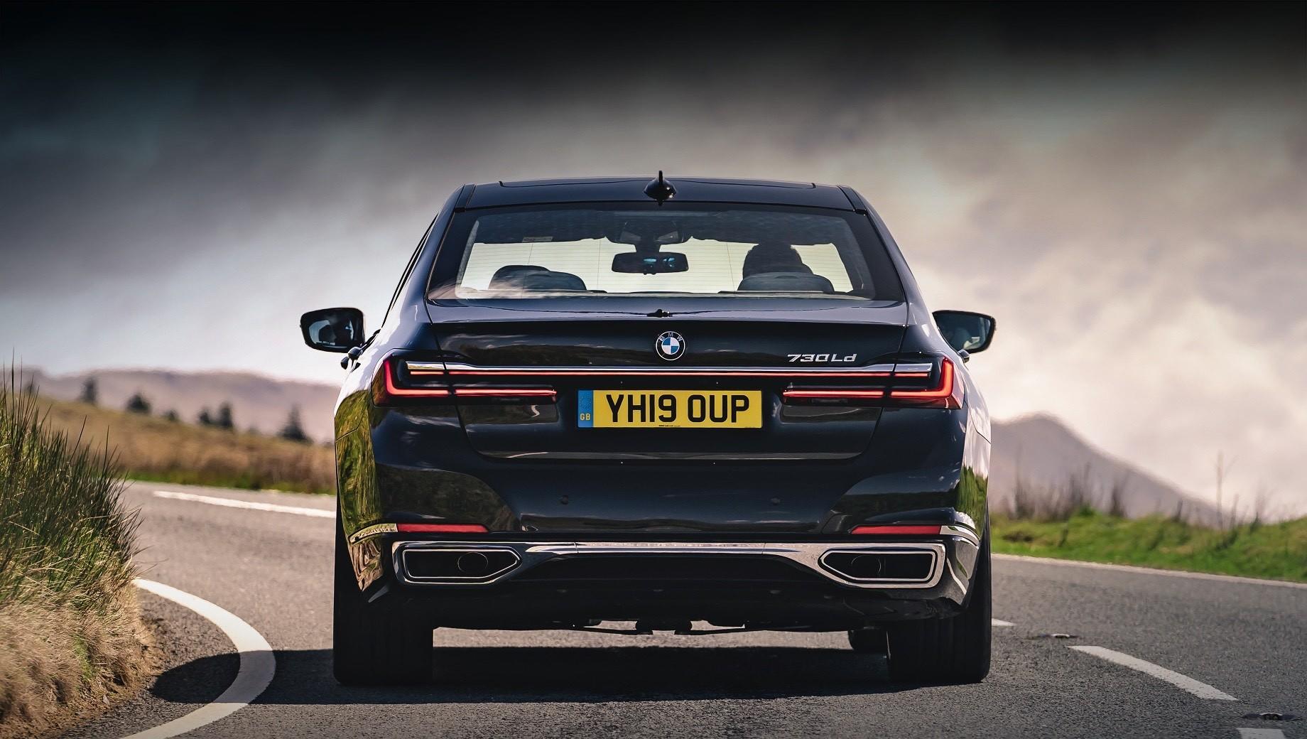 Великобритания запретит автомобили с ДВС в 2030 году