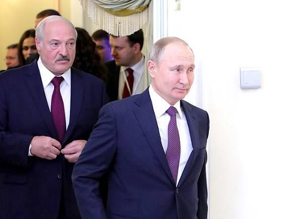 Лукашенко: Россия «вооружит» Белоруссию на $1 млрд