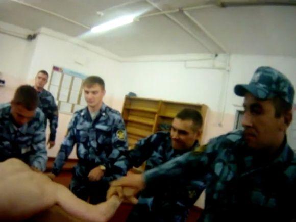 Зверские пытки в ярославской колонии: опубликовано новое видео