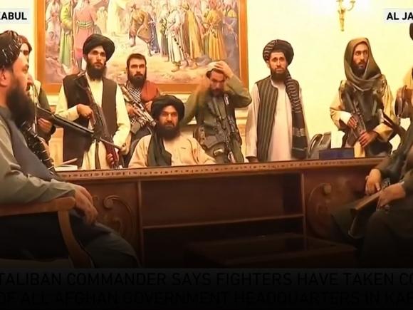 Талибы осудили теракты 11 сентября в США