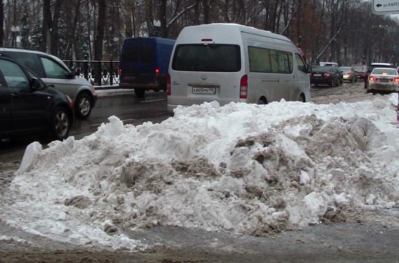 Вице-губернатор Петербурга рассказал о «лотковой зоне дорог», которую будут убирать от снега до 20 дней