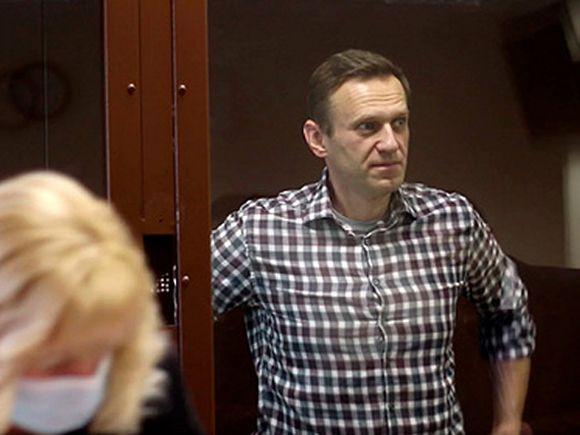 В Госдепе не стали отвечать на вопрос, считают ли власти США Навального узником совести