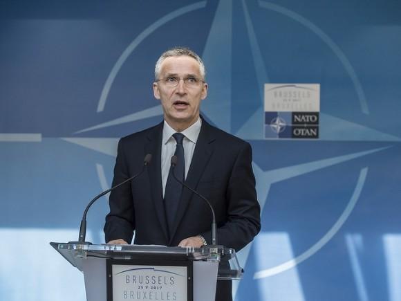 НАТО потребовало наказать виновников штурма Капитолия в США