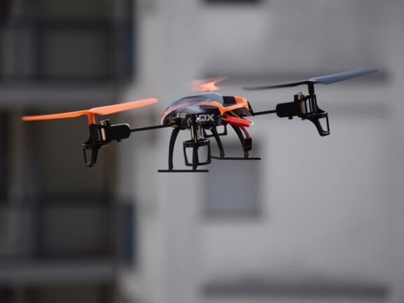 В Китае представили суперскоростной дрон-обманщик (видео)