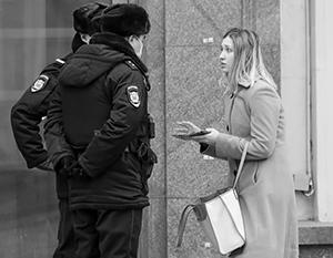В Москве за выходные выписали 5 тыс. протоколов о нарушении режима самоизоляции